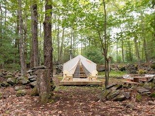 Tentrr - Camp Monticello Horse Corral