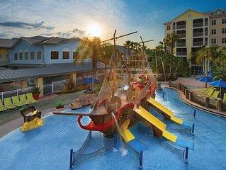 Marriott Harbour Lake Resort - 2 bedrooms 2 bathrooms