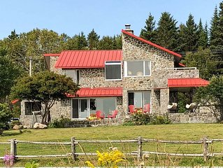 Hotel a la maison - Villa Rocca, vue sur le fleuve!