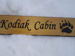 The Kodiak Cabin, A Quiet Spot To Enjoy Alaska