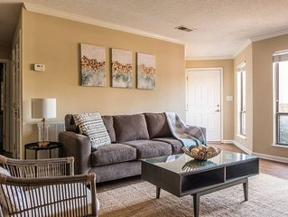 Centrally Located + Spacious 2BR | Uptown Access
