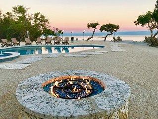 Sanctuary Islet at Key Largo - a hidden oasis - peninsula