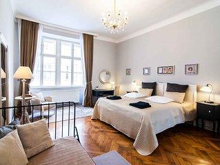 ElegantVienna Sonata - 2 room apartment near Cathedral, 1st district