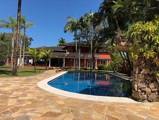 Casa Fantástica - Um Paraíso na Barra do Sahy