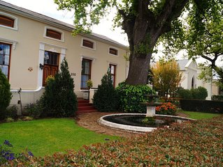 Heart of Historical Paarl