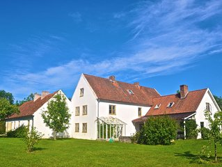 Beautifully renovated 200 year old stone farmhouse on mythical island of Gotland