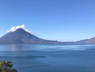 Beautiful Lake Atitlán - Lake House AT001