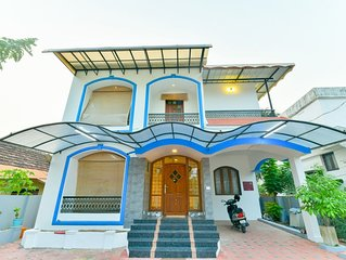 Peters inn homestay is in one of the oldest residential area in Fort Kochi