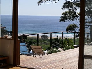 Large Modern Renovated Family Beach House with Great Ocean and Beach views