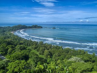 Amazing Ocean View NEW villa walking distance to the beach