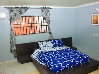 Awesome Penthouse Room On Admiralty, Lekki 1 (3)