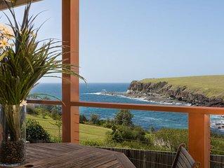 Absolute Ocean Front Cottage - Uninterrupted Ocean Views