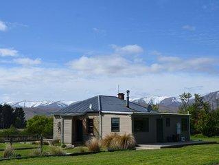 Idaburn Mudbrick Cottage - Oturehua, Central Otago