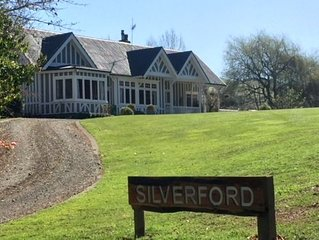 Beautiful English Cottage at Silverford Homestead