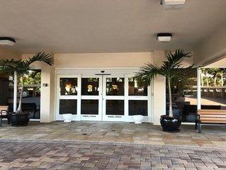 Sea Ranch Lakes North Beach Condo in Fort Lauderdale ( December thru April)