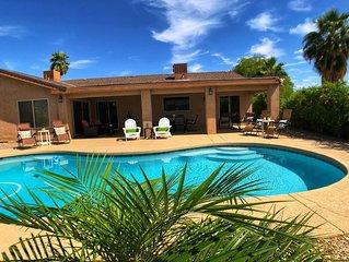 Desert Escape Pool Home at Lake Havasu SnowBird - Lake Havasu City