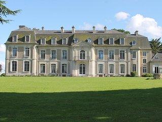 19th Century Castle - Chateau des Monts