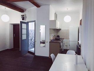 2 room Loft. Near Airport, OldRiga & Centre