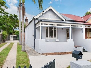 Character Drummoyne Home - self contained