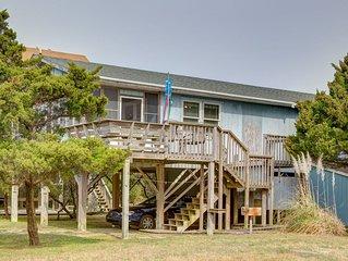 Twin Dolphin - Fresh 3 Bedroom Oceanside Home in Avon