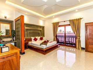 Ambient Angkor Boutique - Deluxe Double Room