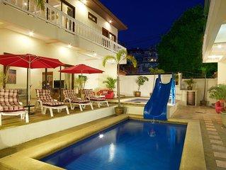 8bdr Avoca Pool Villas No.172