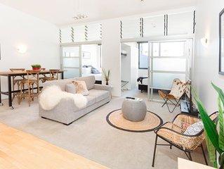 Top Floor Tranquility (2 bedrooms)