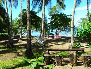 Enjoy,Relax ON the Beach for your Pura Vida Adventure :)