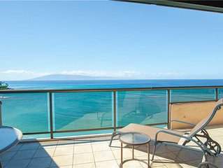 2050 sqft Oceanfront Penthouse Sands of Kahana 392