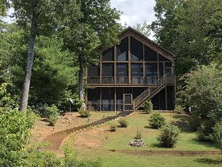 Come Relax on Lake Lure - Enjoy Beautiful Mountain Views- Reduced Winter Rates!