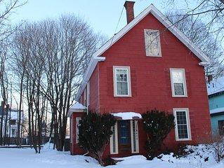 Big Red House - Lovely Historic Bangor Home