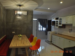 Spacious and Nice Homestay in Ipoh