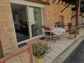 Lovely appartement very close to communal swimming pool, restaurant/little shop.