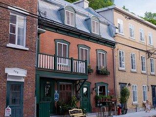 Maison La Chapelière - Quebec City