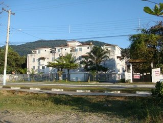Apartamento aconchegante e bem montado no Perequê-Açu