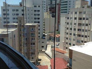 LINDO APTO NOVO- FINAMENTE DECORADO- 6 PESSOAS +2 CRIANCAS