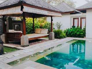 2BR Private Pool Villa with Natural Environment