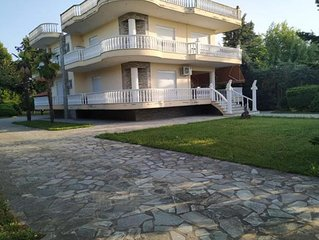 Villa St.george is one of the most family- friendly villa!!