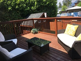 Executive 3 Bedroom House in North Vancouver