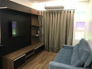 Apartamento Luxo em Santos