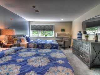 Killington Blue Studio: Sleeps 4, Close to Mtn 123