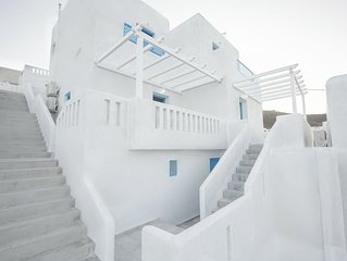 Villa Scallop (Aegean Sea Villas) - Seaside Villa
