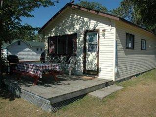 Oak Haven Cottages - waterfront cottages