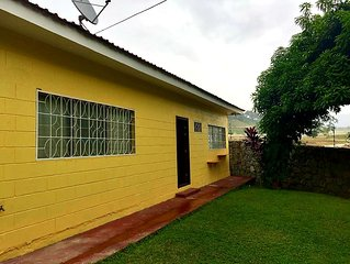 Relaxing and beautiful house, connected with nature in San Pedro Sula