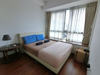 Amazing Spacious 1 Bedroom Apartment Unit At Plaza Singapura Central  PS1B