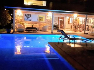 Linda e confortável casa Paraty inverno e verão