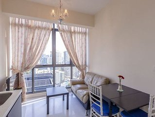 Wonderful 1BR Apartment Spacious & Clean