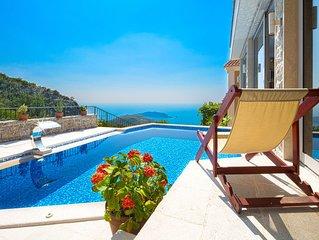 Villa Princess Mary, Budva, Montenegro