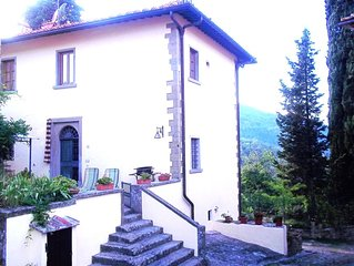 Lovely Apartment In Villa At 18km From Florence O