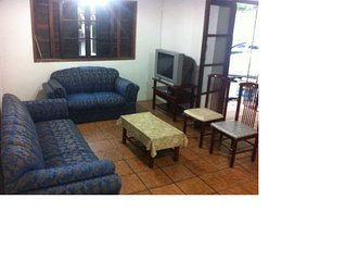 Aconchegante,Arejada Casa em Barequecaba, 3Q,1 suite +1 Banh,churrasq, 600m prai